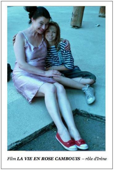 Film LA VIE EN ROSE CAMBOUIS (2010) - R.Lebrun : Irène