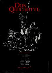 Affiche de Don QUICHOTTE