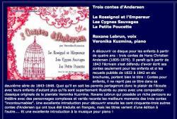 Article PianoBleu - CD Veronika Kuzmina / R.Lebrun