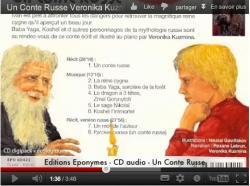 Un Conte Russe - V.Kuzmina / R.Lebrun