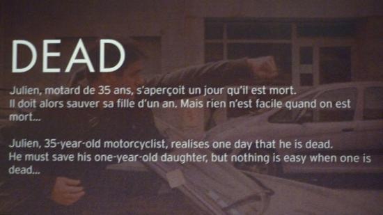 Film DEAD d'Ellis Chan