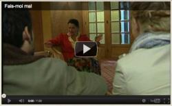 Film Fais moi mal - R.Lebrun : Clothilde (thérapeute par le rire)