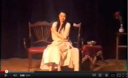 Roxane Lebrun - rôle de Juliette