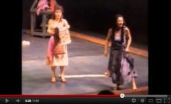 La Cantate Rebelle - Roxane Lebrun (rôle de Saphora)