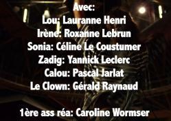 Film LA VIE EN ROSE CAMBOUIS - Roxane Lebrun : Irène