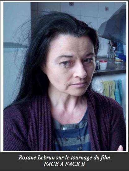 Film Face A Face B - R.Lebrun : La femme, rôle principal féminin