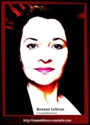 Roxane Lebrun, Actrice