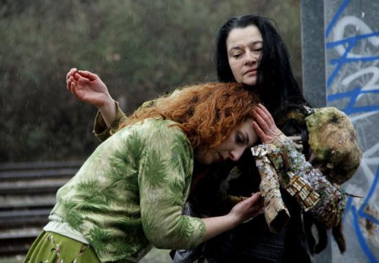 Film VED'MA : Cornelia Eichhorn - Roxane Lebrun : la Sorcière-Clocharde